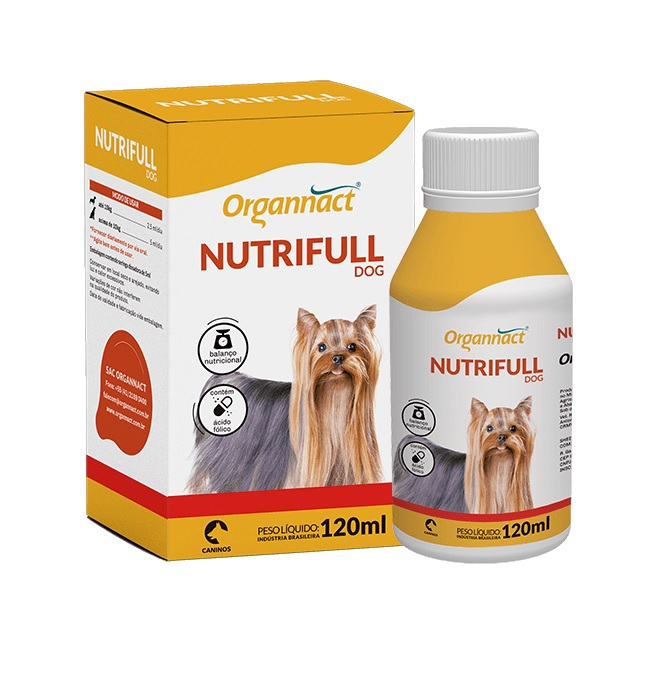 Nutrifull Dog 30ml - Organnact