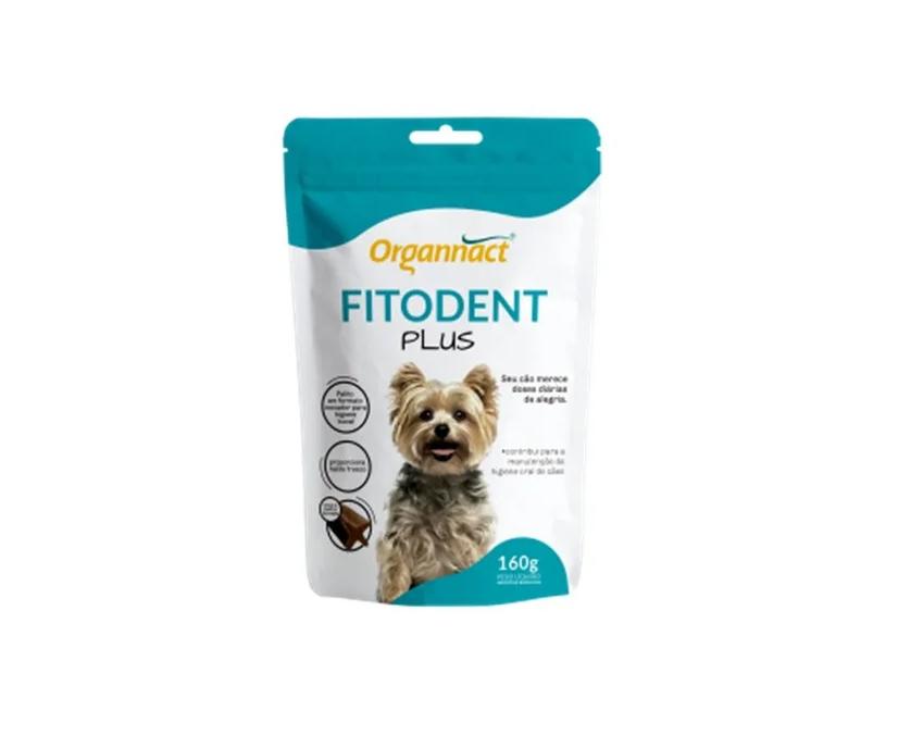 Palito Fitoterápico para Higiene Oral Fitodent Plus 160g - Organnact