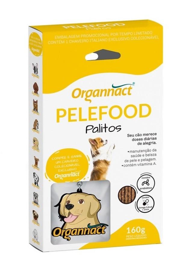 Pelefood Palitos 160g - Organnact