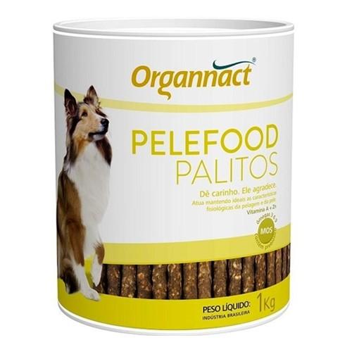 Pelefood Palitos 1kg - Organnact
