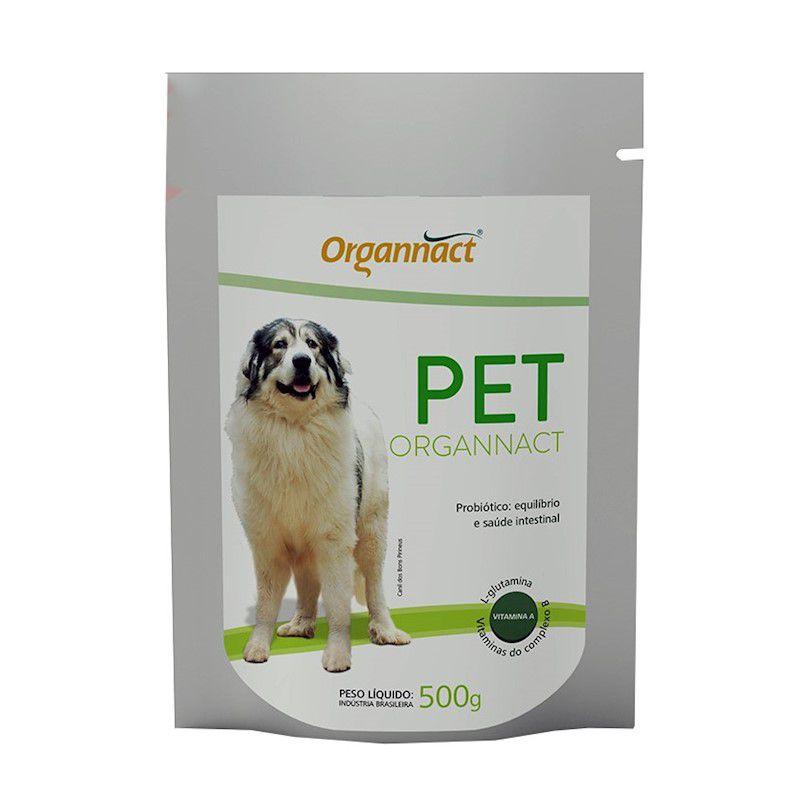 Pet Probiotico 500g - Organnact