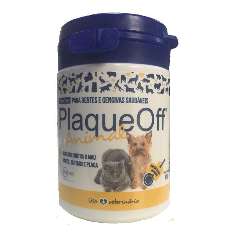 PlaqueOff 40g - Inovet