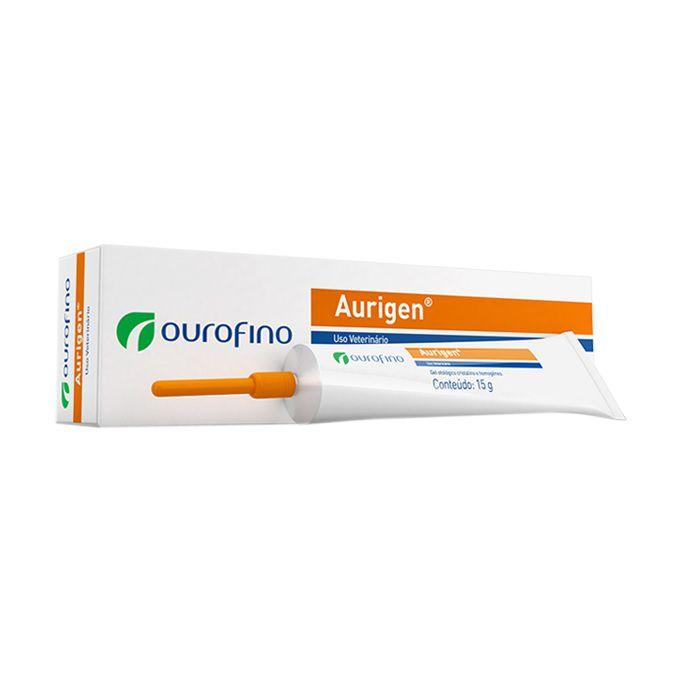 Pomaga Otológica Aurigen 15g - Ourofino