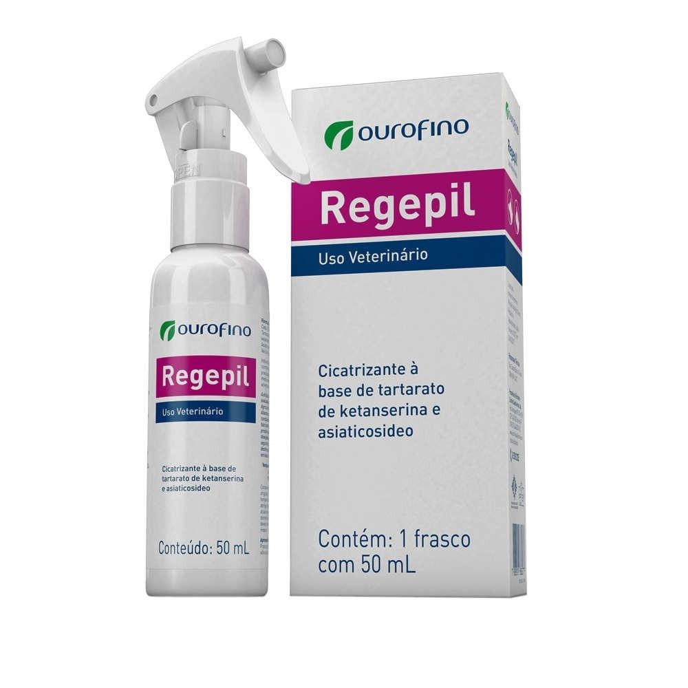 Regepil 50ml - Ourofino