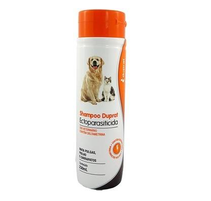 Shampoo Ectoparasiticida 230ml - Duprat (Validade Jan/2021)