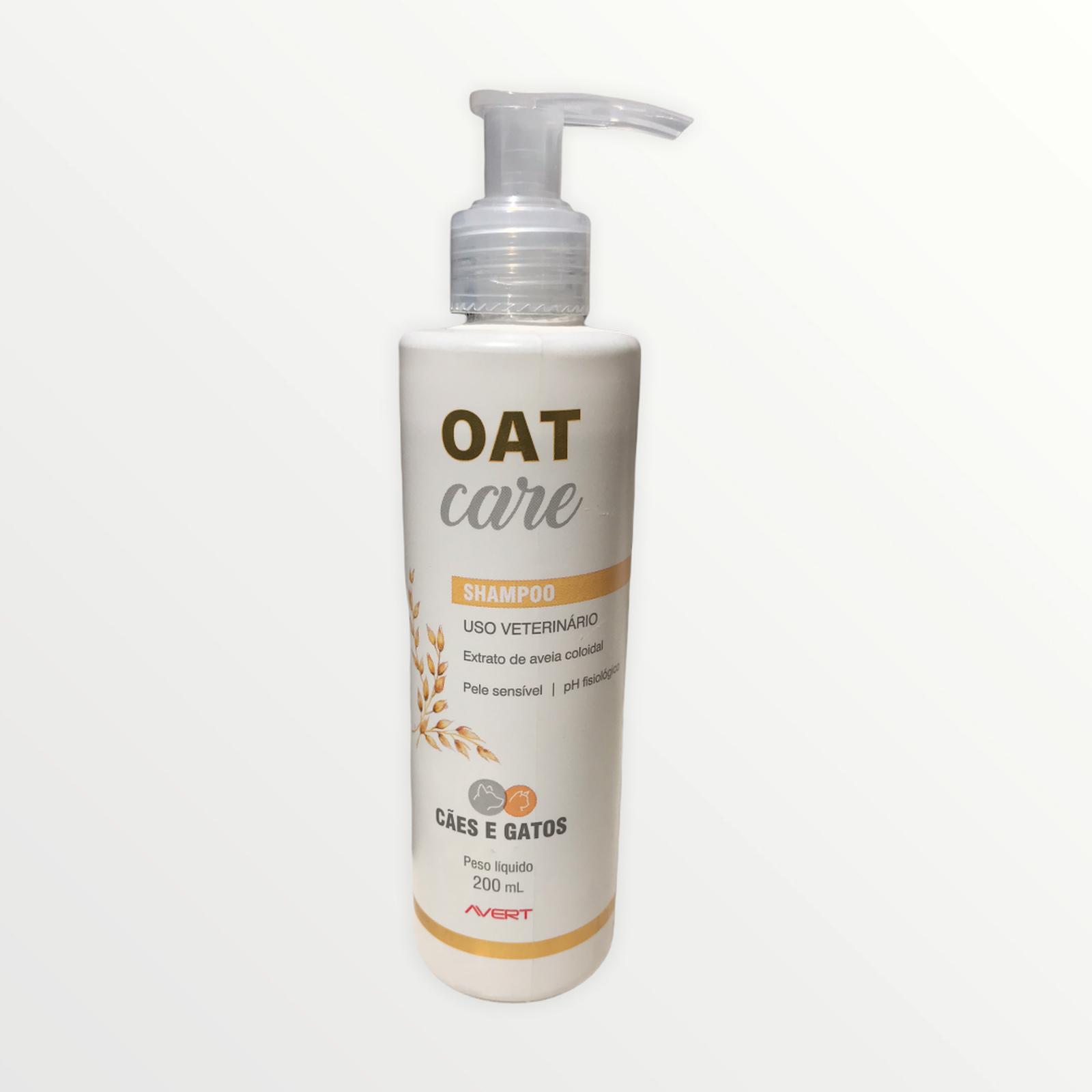 Shampoo Oat Care 200ml - Avert