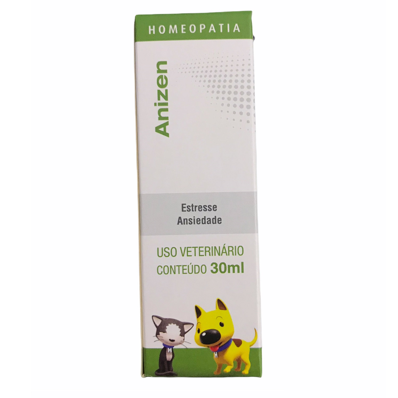 Solução Homeopática Anizen 30ml - Real H