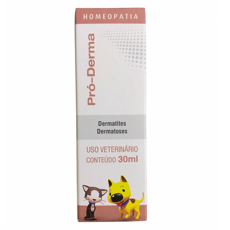 Solução Homeopática Pró-Derma 30ml - Real H