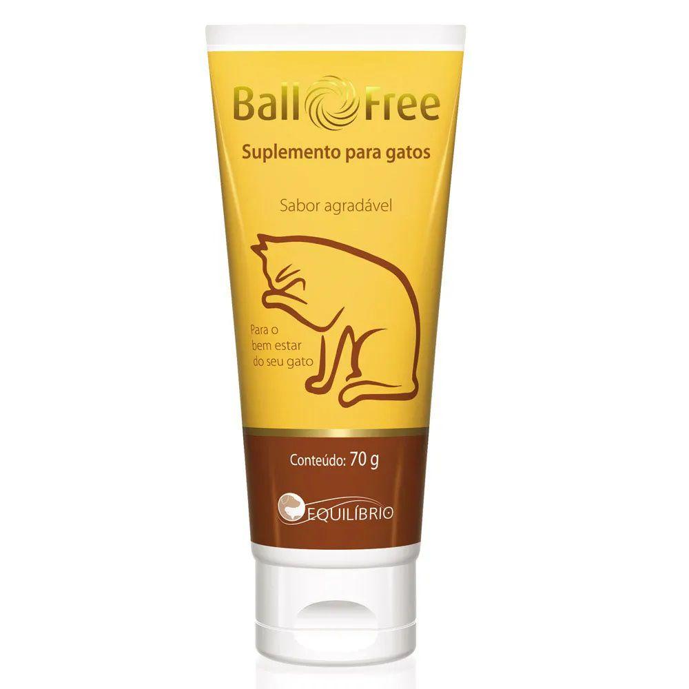 Suplemento para Gatos Ball Free 70g - Agener União