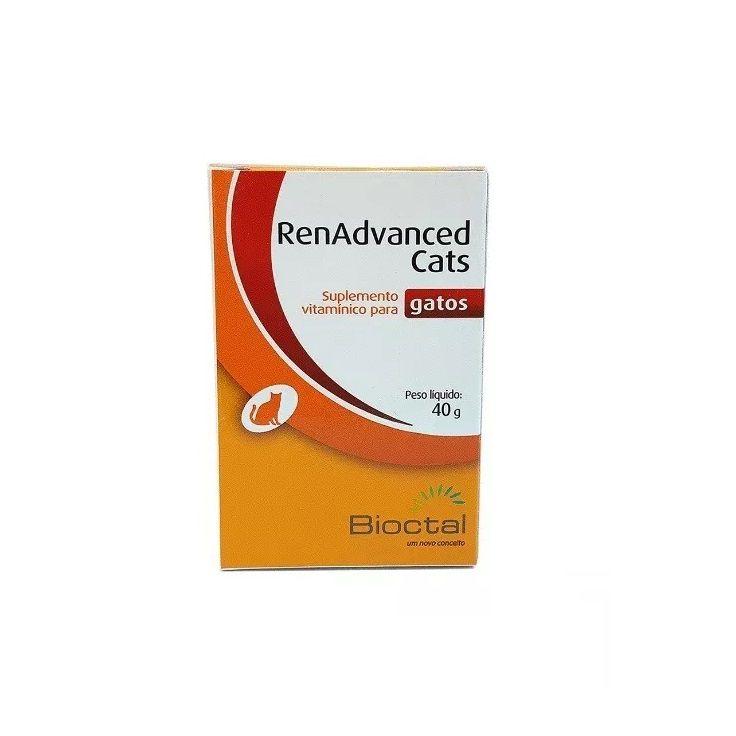 Renadvanced Cats 40g - Bioctal