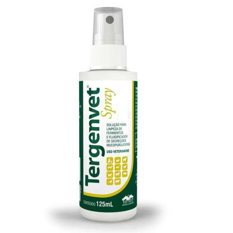 Tergenvet Spray 125ml - Vetnil