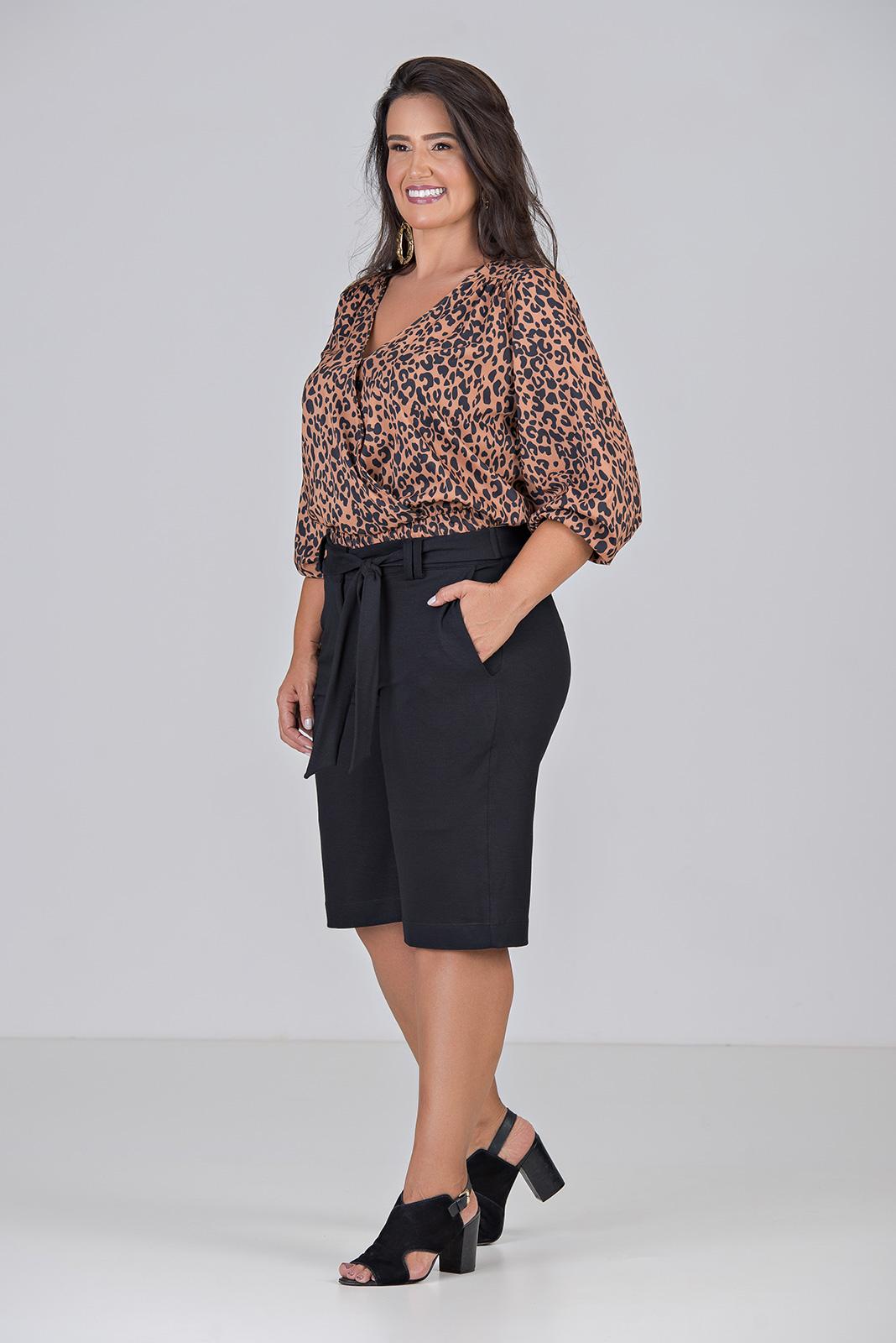 Blusa Cashecouer - Plus Size