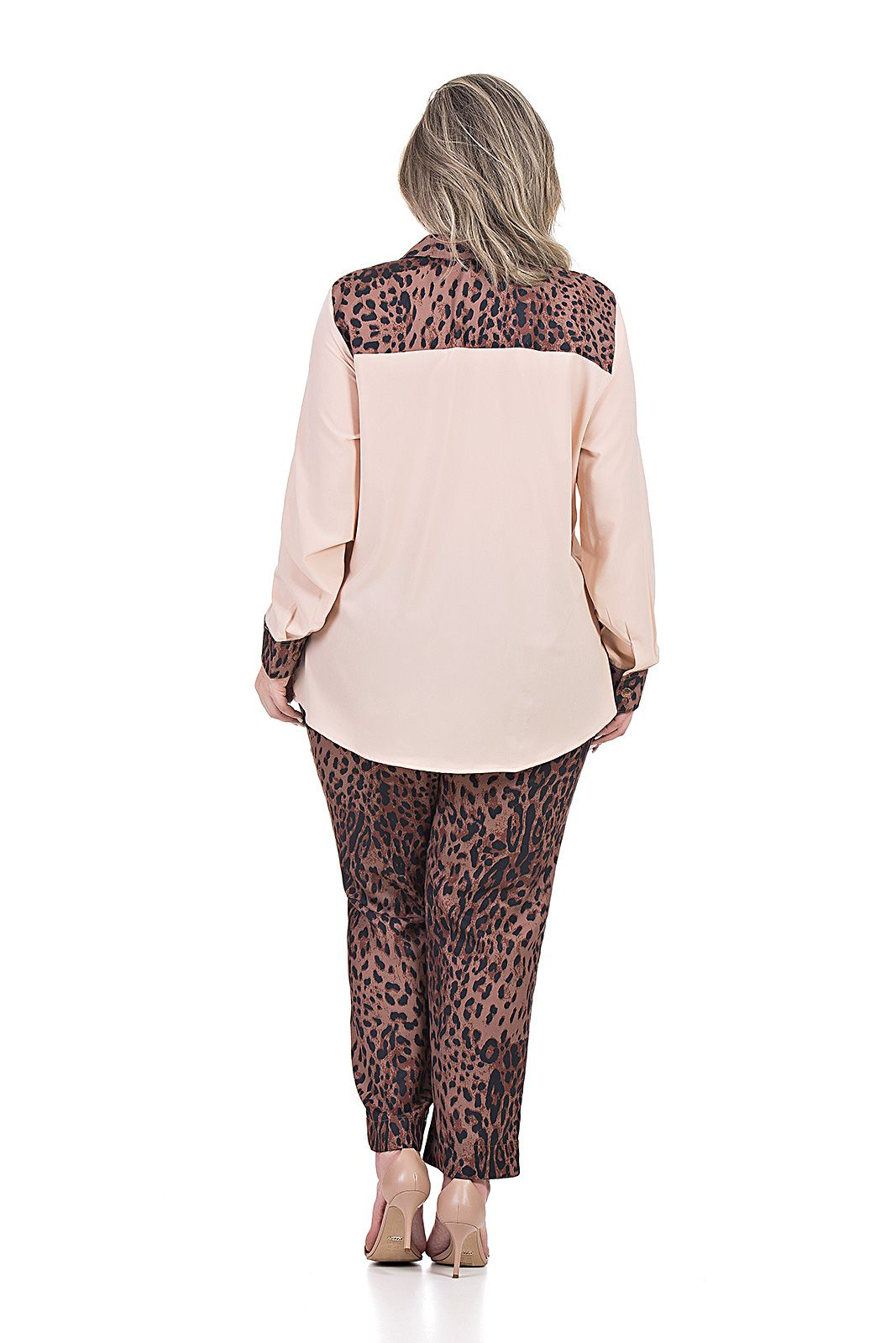 CALCA ELASTICO CONFORT - PLUS SIZE