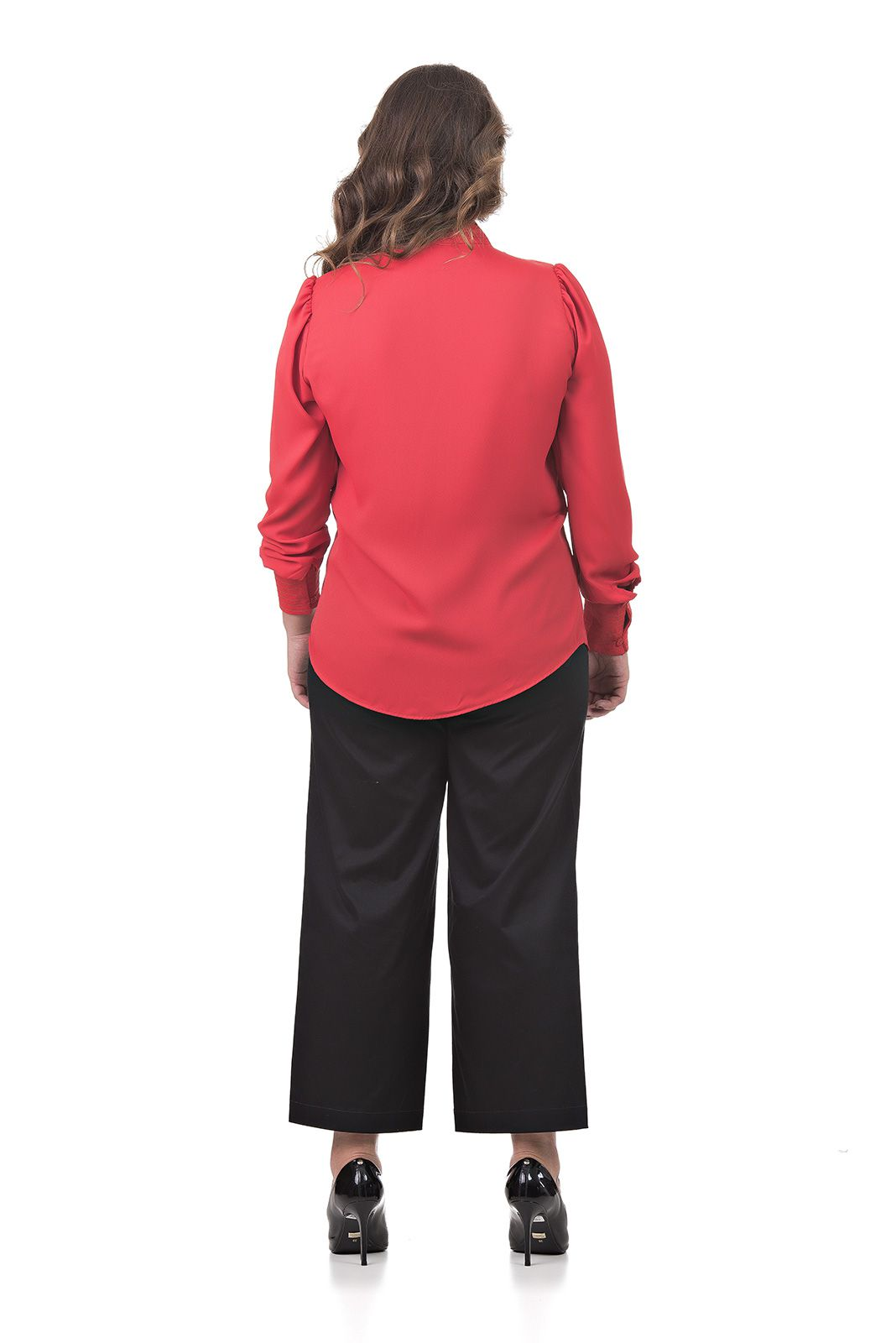 Calça pantacour Plus Size
