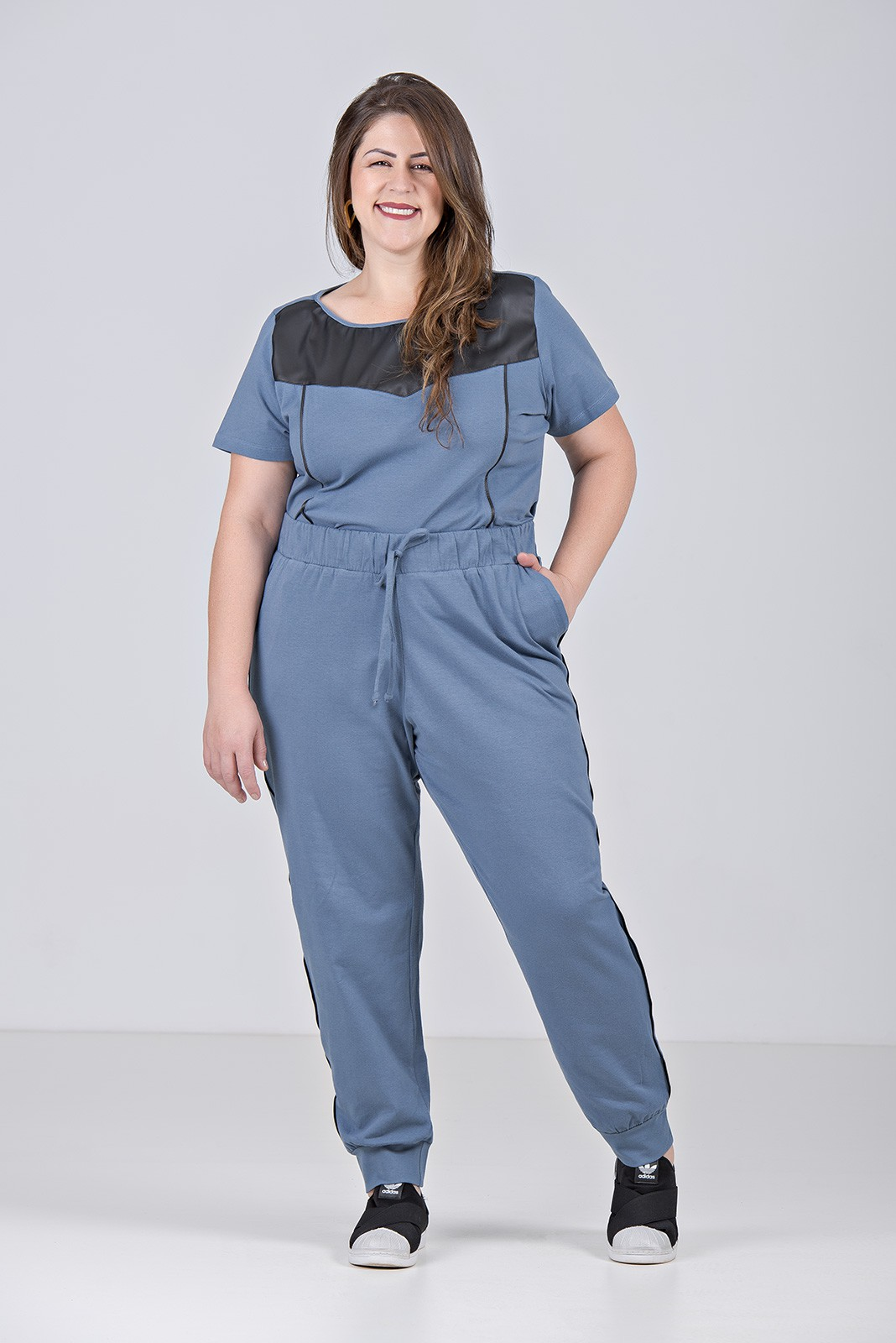 CONJUNTO CONFORT DE COTTON - PLUS SIZE