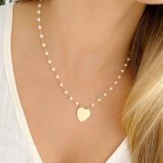 Colar Love Pearl