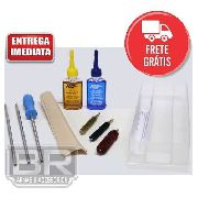 Kit Prático Limpeza Lh Armas Longas - Calibre .7,62x51 308wi