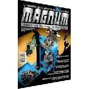 Manual De Recarga Revista Magnum, Novo Sem Uso