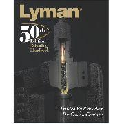 Livro Recarga Lyman 50th Edition Reloading