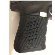 Grip De Borracha Para Glock Serve Em Modelos G17, G19. G25