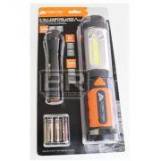 Lanterna Acampamento & Lanterna De Aluminio 2in 1