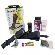 Lanterna Armytek Predator 1700 Lumens + Carregador + Bateria