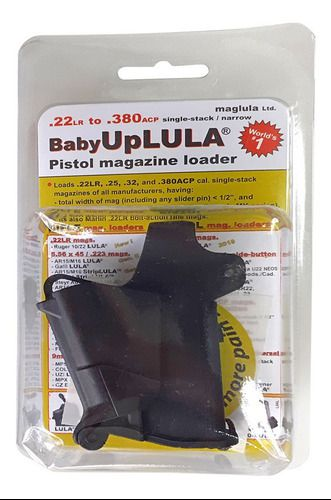 Municiador Rápido Babyuplula® Calibres .22lr Ao .380acp
