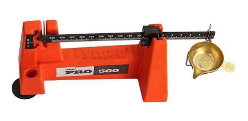 Balança Analógica Lyman - Pro 500 - Usada