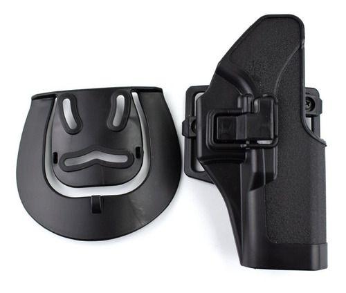 Coldre Glock Serve P/17 19 22 23 31 32 Porte Velado Otensivo