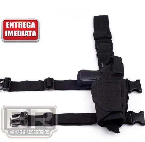 Coldre Tático Universal Para Pistolas