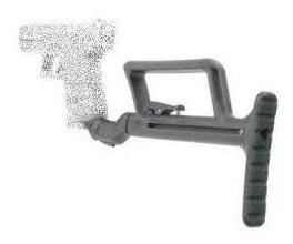 Coronha Tac Retrátil Pra Glock, Ideal Para Caça E Defesa