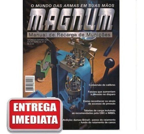 Duas Revista Magnum Os Manuais Recarga E Conservação 61/44