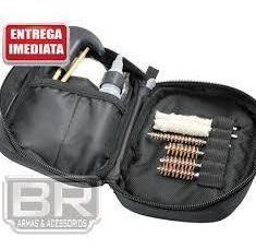 Kit De Limpeza Double Alpha De Pistola 22, 9, 40, 45
