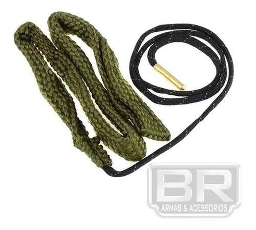 Limpador De Canos De Armas Bore Snake .380, .38, ,357, 9mm