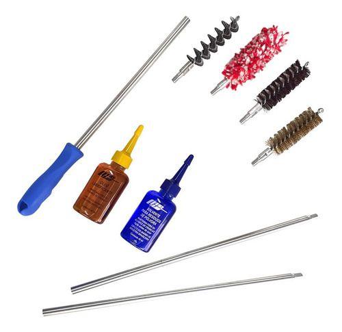 Kit Limpeza Para Arma Longa Lh Calibre .12
