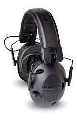 Abafador Eletrônico 3m Peltor Tactical 100, Epi Ideal Ipsc