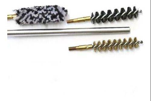 Kit Prático Limpeza Lh Armas Longas Calibre 22lr 22 .222re