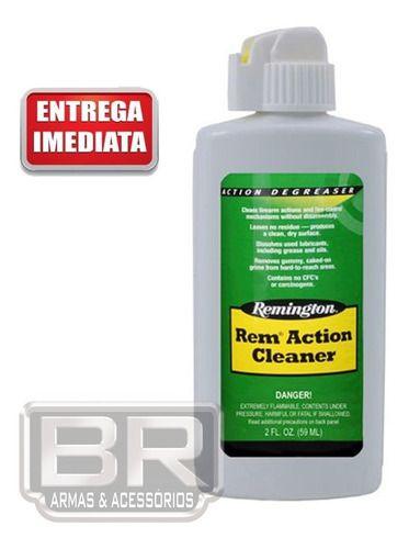Remington Action Cleaner Limpador De Mecanismos De Disparo