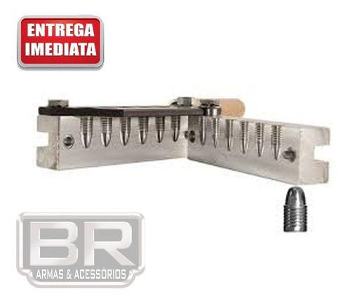 Alicate Coquilha Lee 356-120grains De 6 Cavidades 9mm, 38s.a, 380acp