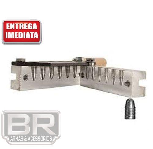 Alicate Coquilha Lee 356-124grains De 6 Cavidades 9mm, 38s.a, 380acp