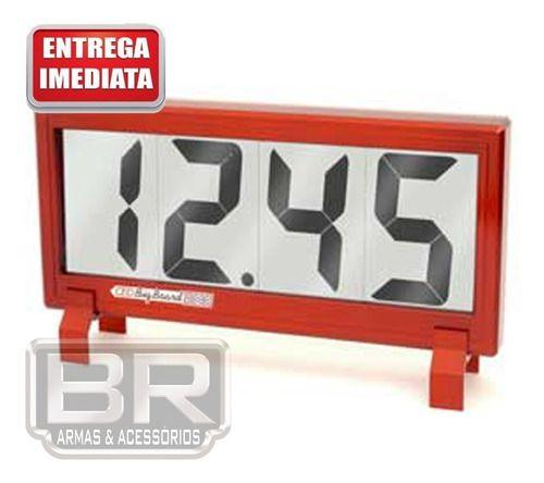 Ced Bigboard LCD para Timer RF