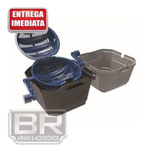 Separador De Media Seco/molhado Limpeza Estojos Ipsc Tiro