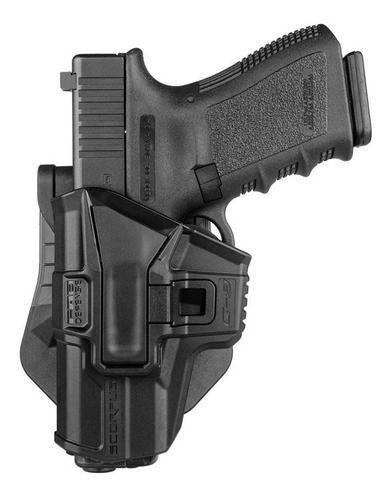 Fab Defense G-9r Lh Scorpus Pistol Holster Glock 9mm/40 Left