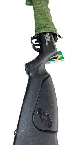 Capa De Tecido P/ Espingardas, Carabinas E Rifles Meia