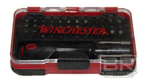Jogo De Ferramentas Para Armeiro Winchester 51 Piece Gunsmit
