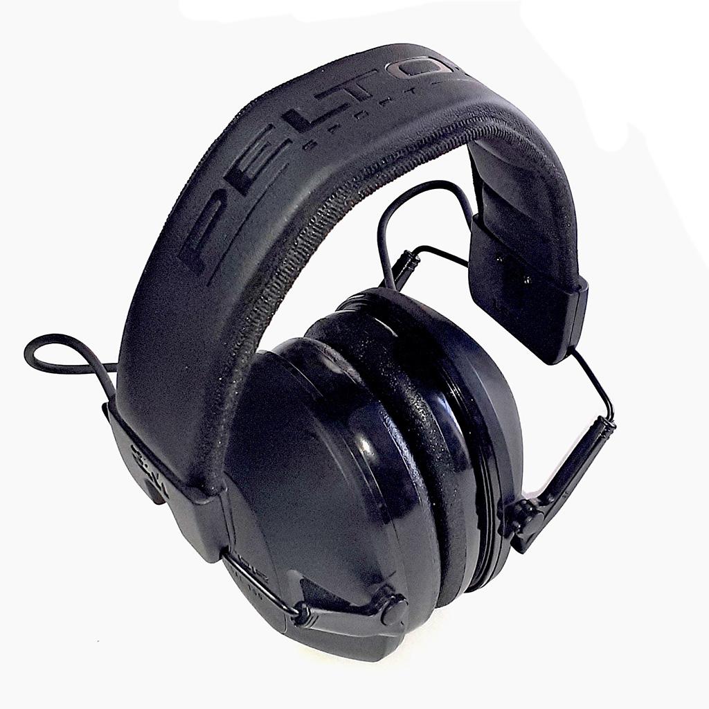 Abafador Eletrônico 3M Peltor Tactical 100 EPI Ideal para IPSC