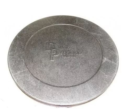 Bandeja De Virar Espoletas Dillon Em Metal Tamanho Grande
