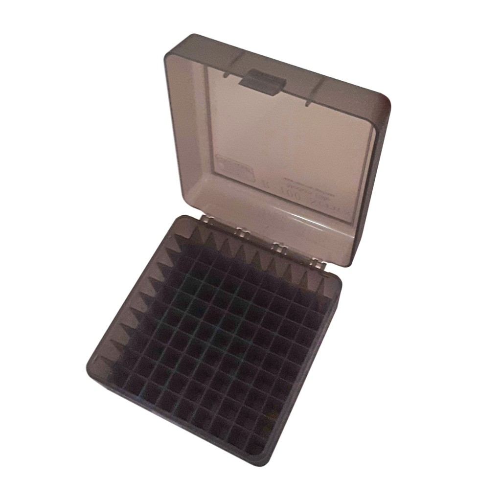 Caixa para Munição MTM - cal. .308 Win - 762 x 51 mm