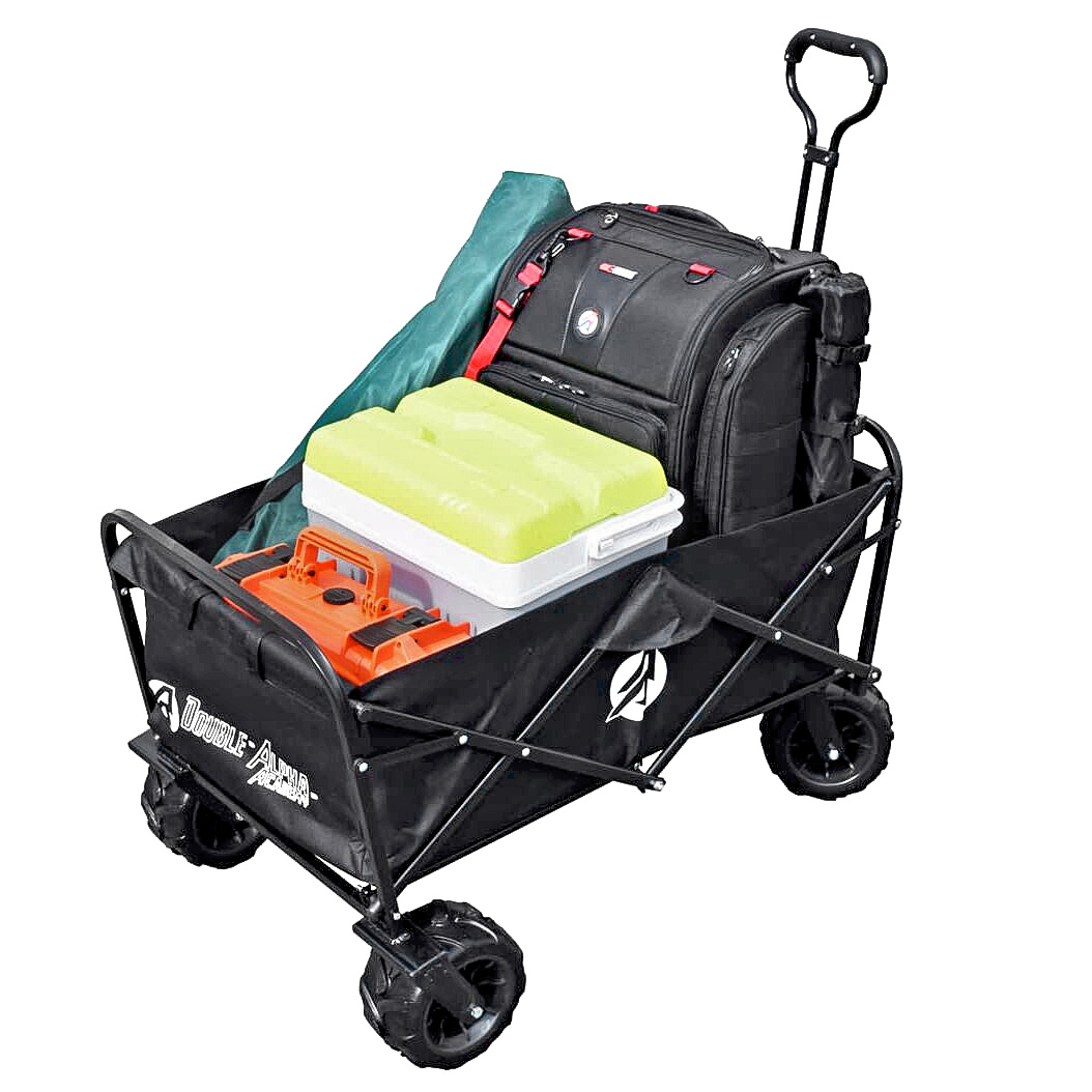 Carrinho para Mochila Double Alpha All-terrain Range Cart