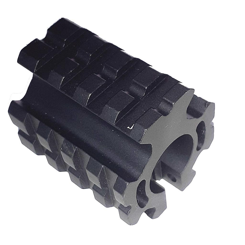 Compensador de gás Fuzil AR de 0,75 Pol.